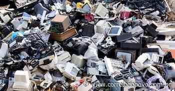 Santana do Livramento inicia coleta de lixo eletrônico nesta quinta-feira - Jornal Correio do Povo