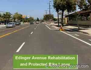 City of Santa Ana construction ahead of schedule due to COVID-19
