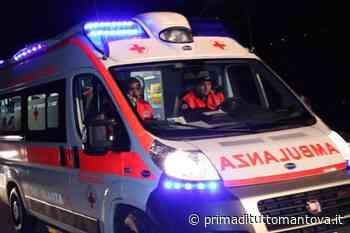 Malore a Suzzara, 45enne in ospedale SIRENE DI NOTTE - Prima Mantova