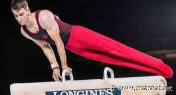 Quebec gymnast Thierry Pellerin charged with luring minors - Canada News - Castanet.net