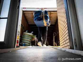 COVID-19 complicates Quebec moving season | News-photos – Gulf News - Gulf News