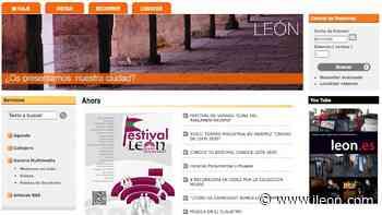 El Ayuntamiento renovará la web turística 'leon.es' - ILEÓN.COM - ileon.com - Información de León