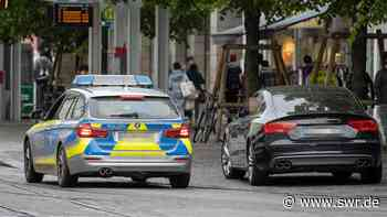 Umstehende attackieren Polizisten in Bitburg | Trier | SWR Aktuell Rheinland-Pfalz | SWR Aktuell - SWR