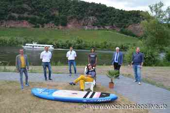 Daumen drücken: Moselstrand in Trier startet in zwei Wochen - WochenSpiegel