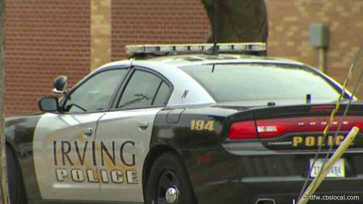 Man Killed By Irving Officers After Allegedly Shooting Wife, Police Say
