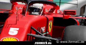 Ferrari-Debakel im Qualifying: Fast eine Sekunde hinter der 2019er-Pace
