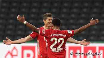 DFB-Pokal: FC Bayern München gewinnt gegen Bayer Leverkusen zum 20. Mal den Pokal