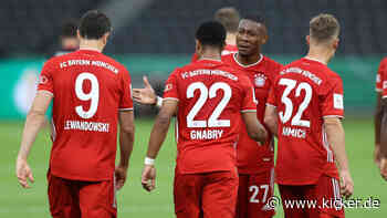 Titelverteidigung: Lewandowski besiegelt Bayerns 20. Pokalsieg