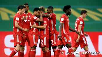 Bayer Leverkusen 2-4 Bayern Munich: Lewandowski strikes twice to help secure DFB-Pokal
