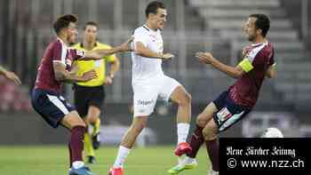 Super League: Der FC Zürich gewinnt gegen Servette 2:0