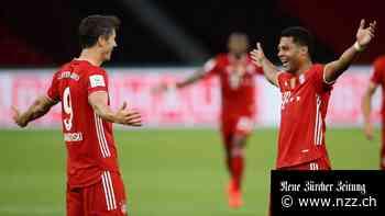 Der FC Bayern bezwingt Bayer Leverkusen in Final des DFB-Cups 4:2 und holt sich das Double