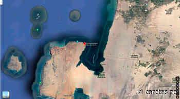 Tormenta en la bahía de Paracas - Caretas