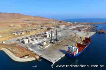 Fondo social del puerto Paracas implementará cisterna de almacenamiento de agua - Radio Nacional del Perú