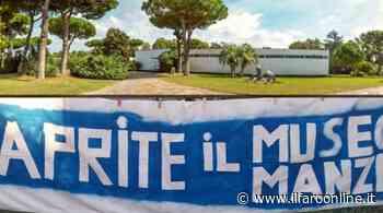 Ardea, sabato 4 luglio riapre al pubblico il Museo Manzù - IlFaroOnline.it
