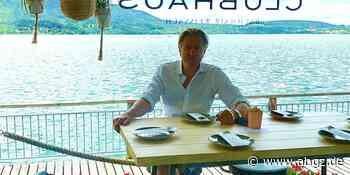 Hotel Bachmair Weissach hat jetzt ein Clubhaus am See