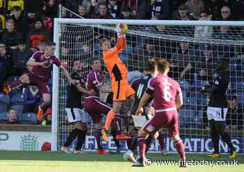 Lockdown just the business for Raith Rovers keeper Robbie Thomson - Fife Today