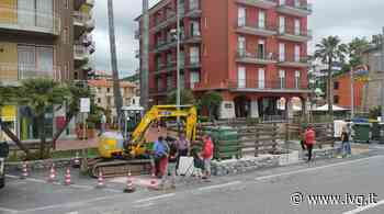 """Andora dice """"stop"""" agli allagamenti: intervento di regimentazione acque bianche sull'Aurelia - IVG.it"""
