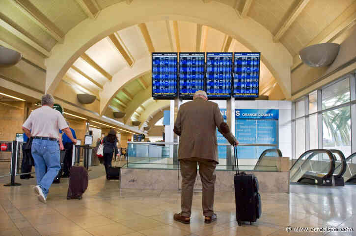 John Wayne Airport gets $4 million federal grant for infrastructure improvements