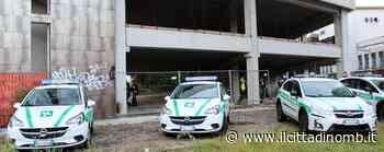 Seregno, blitz all'alba nell'edificio abbandonato di Sant'Ambrogio: tre fermi - FOTO - Il Cittadino di Monza e Brianza