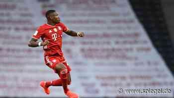 DFB-Pokal: David Alaba oder nix - Bayern München holt 20. Titel