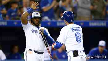 Blue Jays hope to start team workouts at Rogers Centre on Monday
