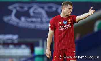 Liverpool's James Milner admits coaching role at Anfield may entice him at end of his playing career
