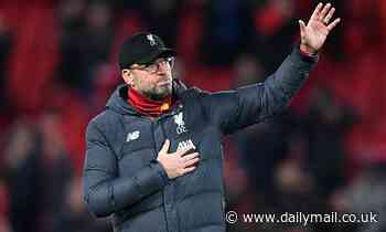 Jurgen Klopp tips Manchester City or Bayern Munich to succeed Liverpool as Champions League winners