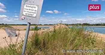 Riedstadt greift am Kiesloch in Crumstadt durch - Echo Online