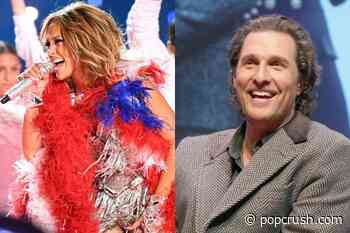 See How Celebrities Like Jennifer Lopez and Matthew McConaughey are Celebrating the Fourth of July - PopCrush