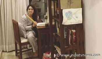 Aamir Khan's daughter Ira moves to her new house, shares pic - India TV News
