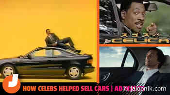 Celebrities In Goofy Car Commercials: Some Greatest Hits - Jalopnik