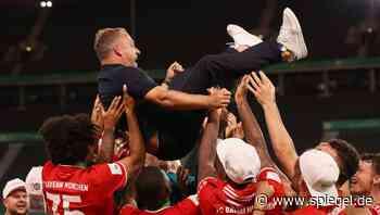 FC Bayern München: Die DFB-Pokal-Party in Bildern