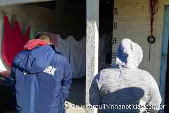 Foragidos de Forquilhinha são presos em Balneário Arroio do Silva - Forquilhinha Notícias