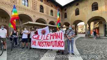 Flash mob per l'ambiente a Vigevano, Mortara e Pavia - La Provincia Pavese