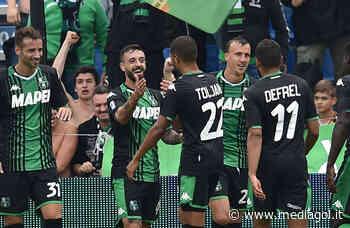 Serie A, Sassuolo-Lecce 4-2: poker neroverde, sesto ko consecutivo per Liverani - Mediagol.it