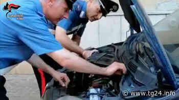 Valmontone – Beccati con ingente quantità di droga, arrestati marito e moglie - TG24.info