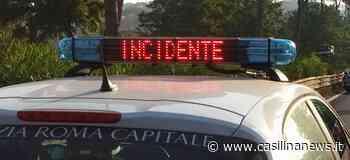 Autostrada A1, incidente tra Valmontone e Colleferro - Casilina News - Le notizie delle province di Roma e Frosinone