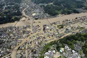 Two dead after flooding and landslides hit southern Japan - Chelmsford Weekly News