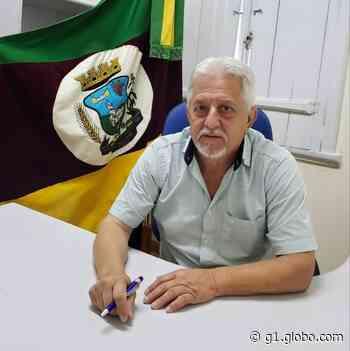 Prefeito de Coronel Pilar morre aos 70 anos - G1