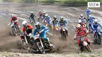 Motocross in Vellahn: Auch ohne Action tut sich was | svz.de - svz.de