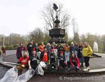 """The Friends of Sefton Park's new anti-litter campaign is saying """"Don't be a tosser"""" to litter droppers - The Guide Liverpool"""