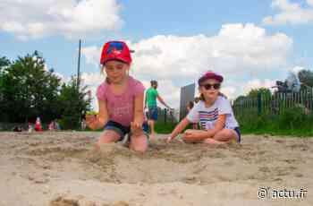 A Lambersart, la plage et l'aréna rouvrent pour l'été - actu.fr