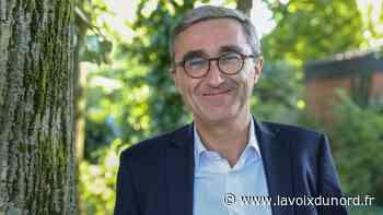 Nicolas Bouche, futur maire de Lambersart, un libre centriste à l'écoute aiguisée - La Voix du Nord
