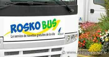 Roskobus en service à partir du 4 juillet - Le Télégramme