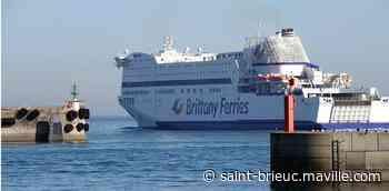 Reprise des traversées passagers de la Brittany Ferries au départ de Roscoff et Caen - maville.com