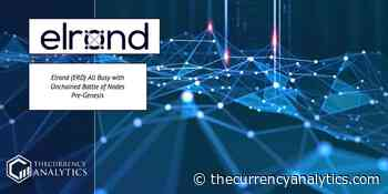 Elrond (ERD) All Busy with Onchained Battle of Nodes Pre-Genesis - The Cryptocurrency Analytics