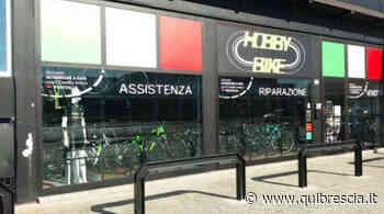 Montichiari, spaccata e ladri in azione al negozio di bici Hobby Bike - QuiBrescia.it