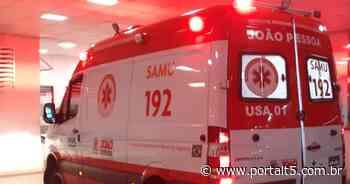 Mecânico é atropelado por caminhão após perder controle da moto em Bayeux - Portal T5