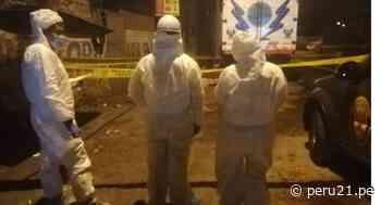 Santa Anita: Asesinan a joven de un disparo en la cabeza para robarle su celular - Diario Perú21