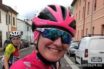 VO2 Team Pink, Silvia Bortolotti in allenamento in azzurro a Montichiari - Piacenza24